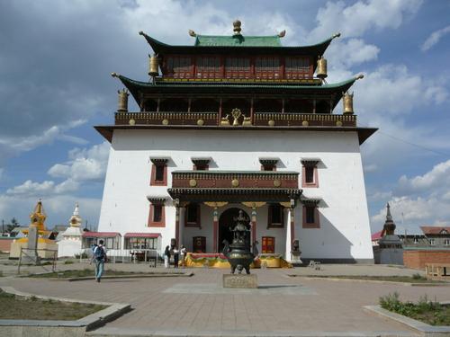 Templo budista de Gandan